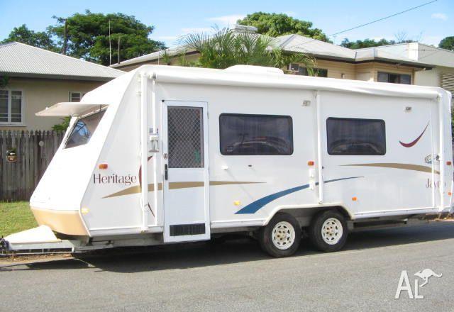 Fantastic JAYCO WESTPORT 20 For Sale In CAIRNS Queensland Classified