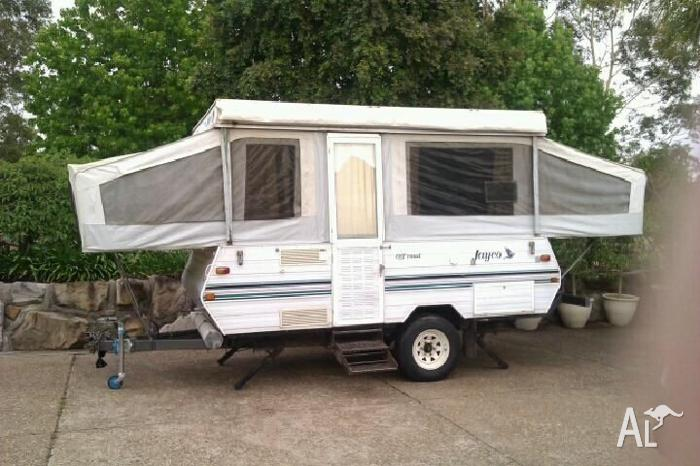 jayco roof rack instructions