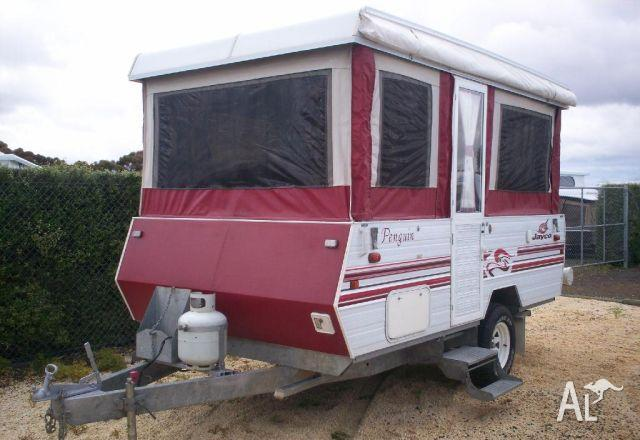 Jayco Penguin 12ft X 7ft For Sale In Newcomb Victoria