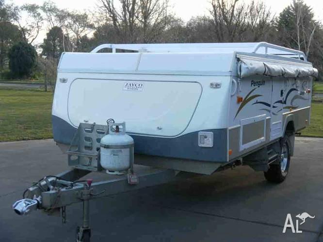 Innovative CF  Everything Caravans