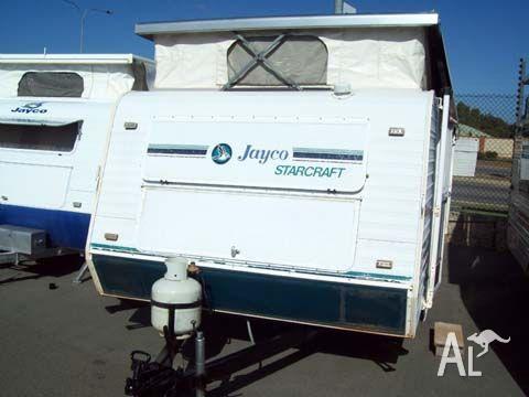 Jayco Starcraft 17ft 6 Poptop For Sale In Kenwick Western Australia Classified
