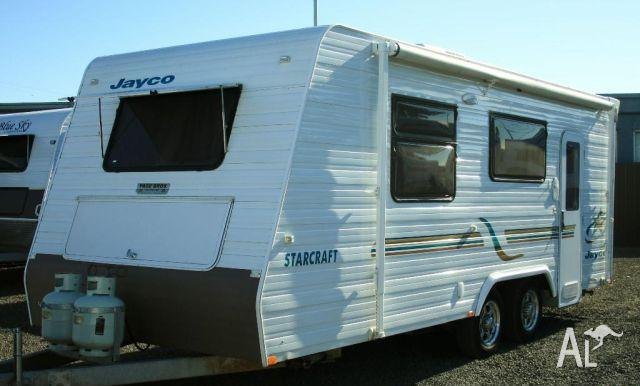 Jayco Starcraft Ensuite Caravan For Sale In Corio Victoria Classified