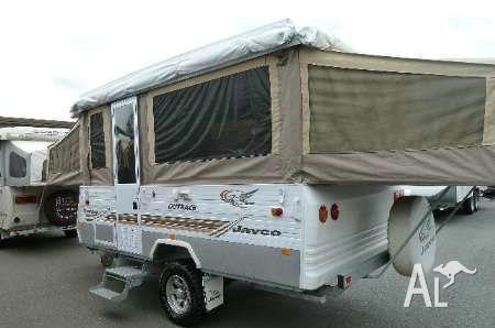 Model 2007 Jayco Swan Outback For Sale In ASCOT Victoria Classified