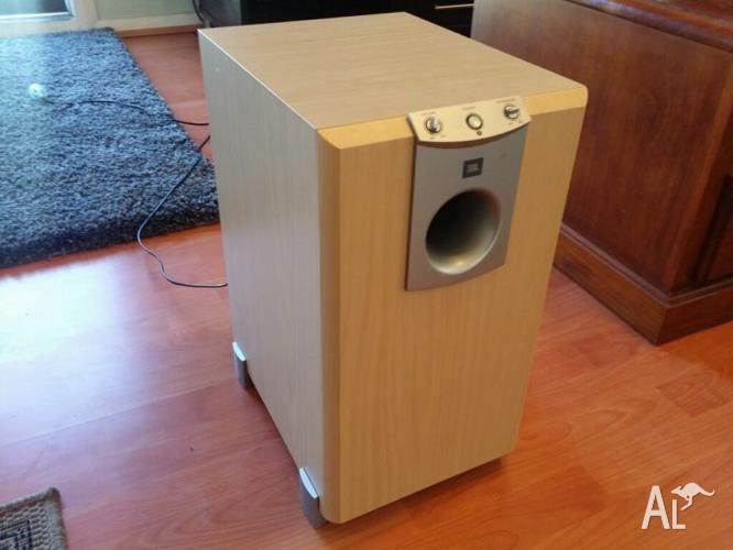 JBL ACTIVE SUBWOOFER/AMPLIFIER for Sale in DANDENONG SOUTH