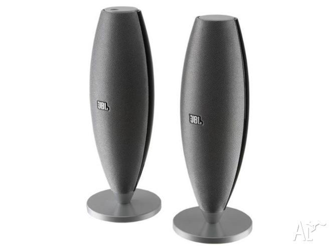 JBL Duet III Desktop Speaker System (Black)