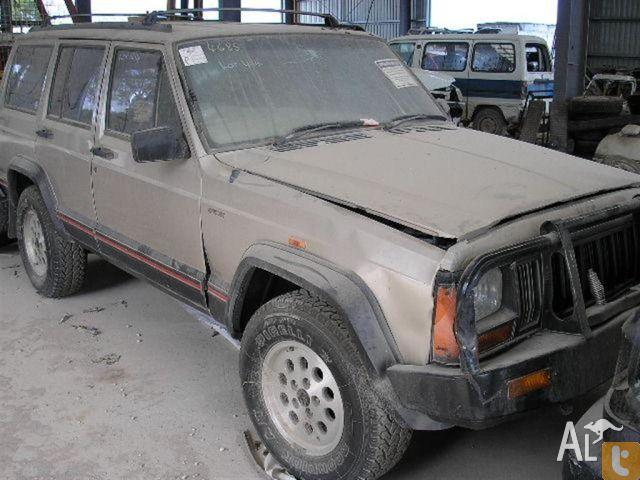 Jeep Cherokee 1995 For Sale In Tingalpa Queensland Classified