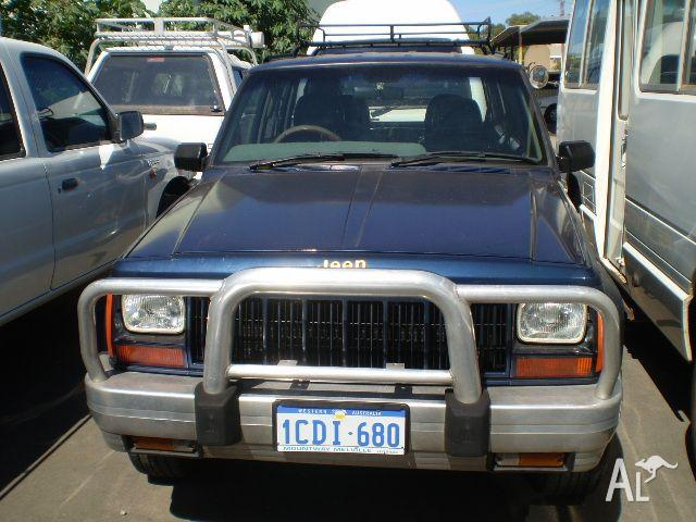 JEEP CHEROKEE LIMITED (4x4) XJ   1995