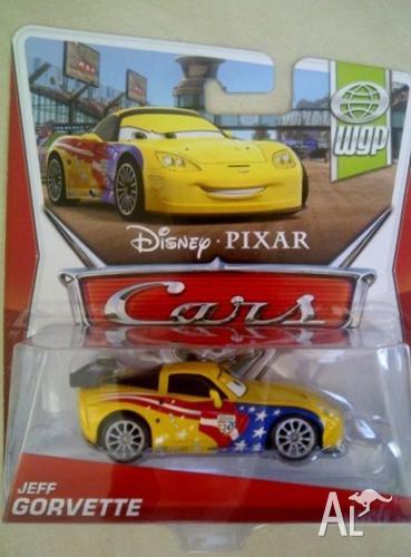 Jeff Gorvette Disney Pixar Cars 2 For Sale In Doreen Victoria