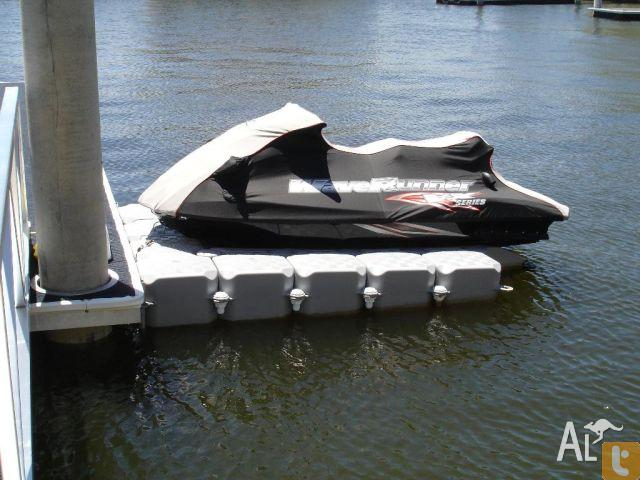 Jet Ski Dock - Can Dock Drive On Docking System