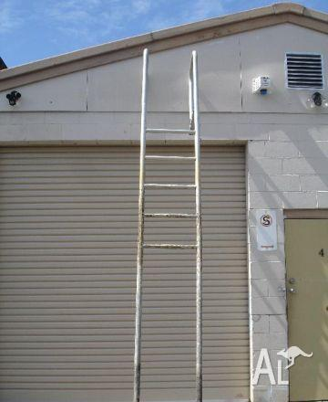 Jetty Ladder - Aluminum Access Ladder - Second Hand