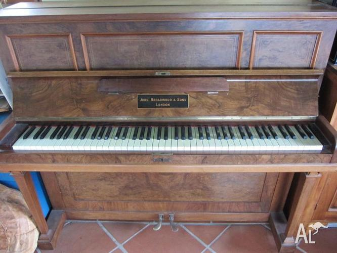 john broadwood cottage piano