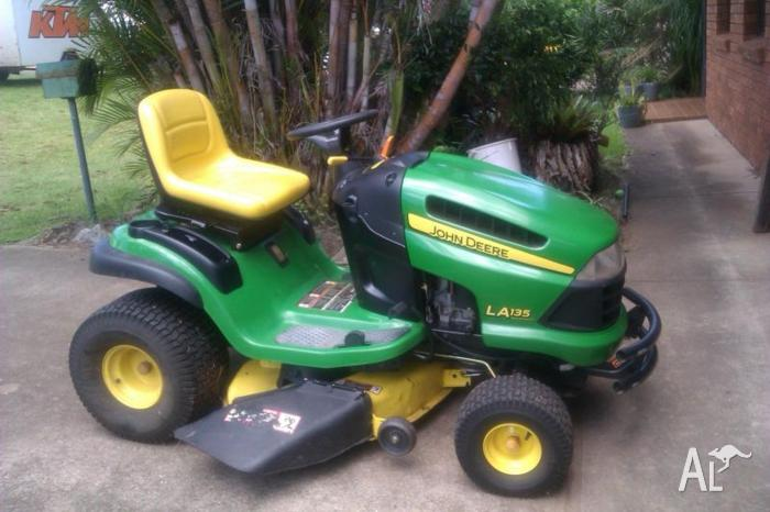 John Deere La 135 Special Edition In Very Good