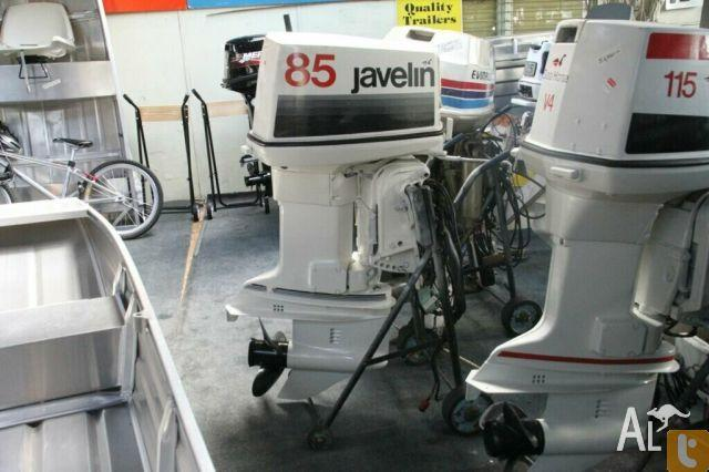 Johnson 85 hp outboard motor for sale in croydon new for New johnson boat motors for sale
