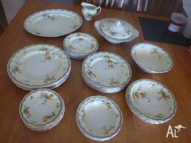Johnson Bros Old Chelsea Dinnerware