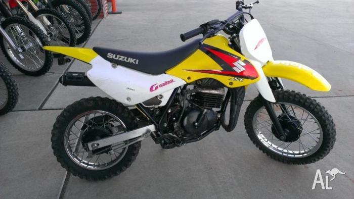 Suzuki Jr Parts Australia