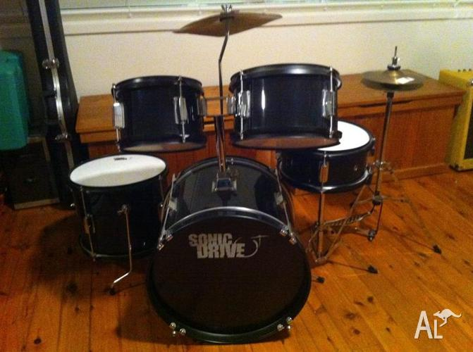 Junior Sonic Drive Drum Kit for Sale in CASTLE HILL, New