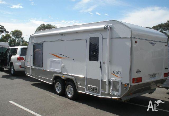New New JURGENS J2607 NAROOMA Caravans For Sale