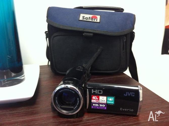 JVC SD camera
