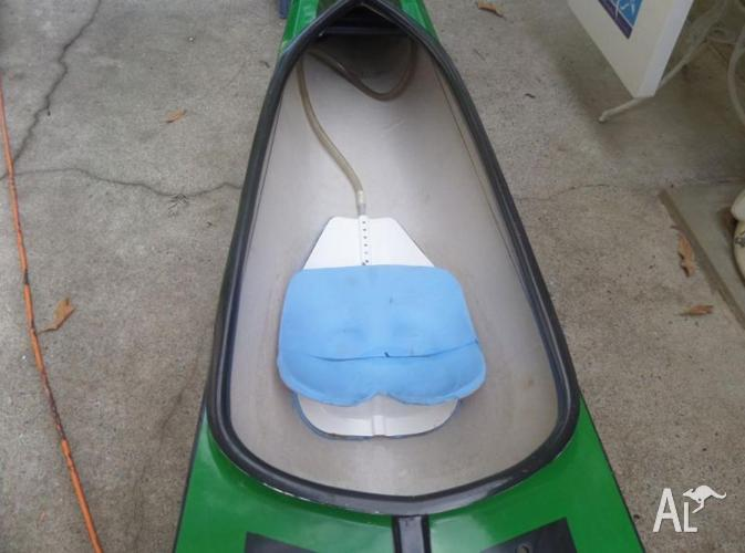 K1 Kayak, Older Style
