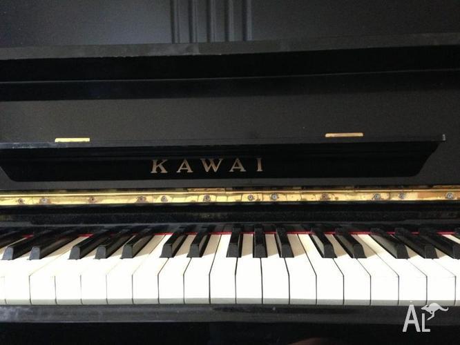 Kawai upright studio piano