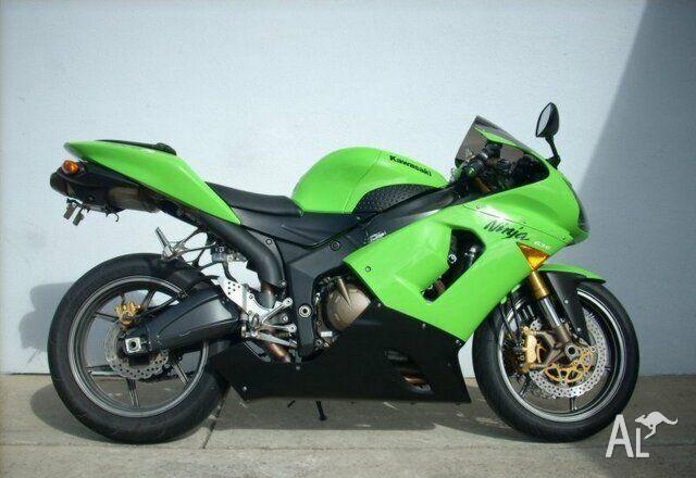 Motorcycle Update Kawasaki Ninja Zx6r 636 Price Australia
