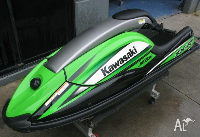 kawasaki jet ski 800 sx r js800 a9f for sale in ashmore queensland classified. Black Bedroom Furniture Sets. Home Design Ideas
