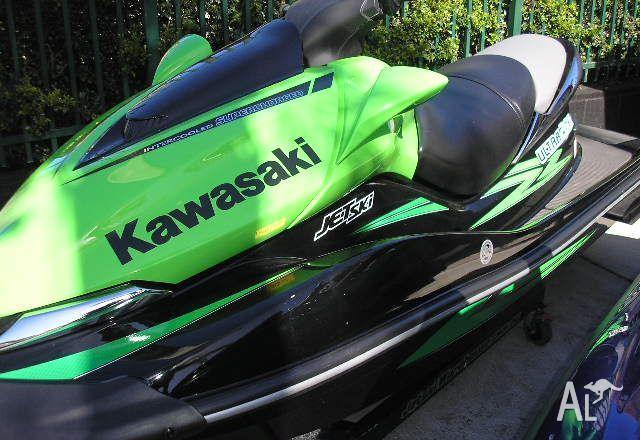 Kawasaki Jet Ski Ultra 260x Jt1500e9f For Sale In Labrador
