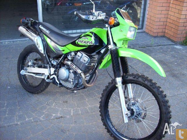 Kawasaki Super Sherpa Parts