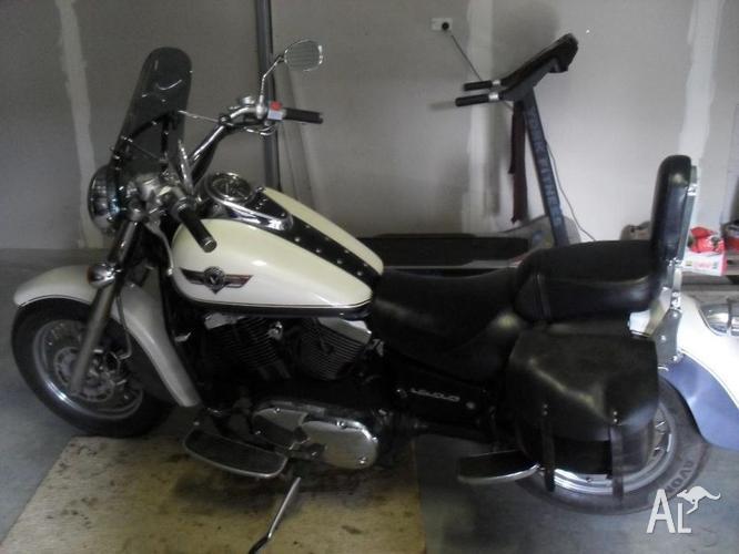 Kawasaki Vulcan VN Classic 1500cc