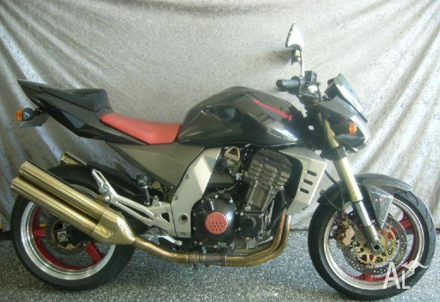 kawasaki z1000 1000cc a1 2003 for sale in adelaide south. Black Bedroom Furniture Sets. Home Design Ideas