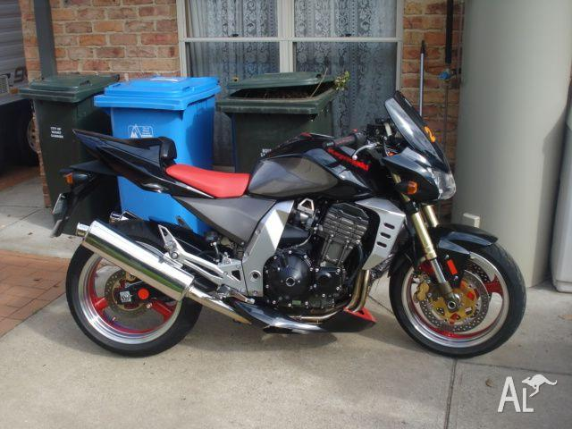 kawasaki z1000 a1 2003 for sale in adelaide south. Black Bedroom Furniture Sets. Home Design Ideas