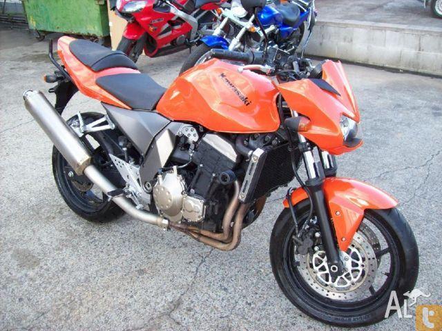 KAWASAKIZ750J22005 Orange ROAD 748cc 6 SPEED