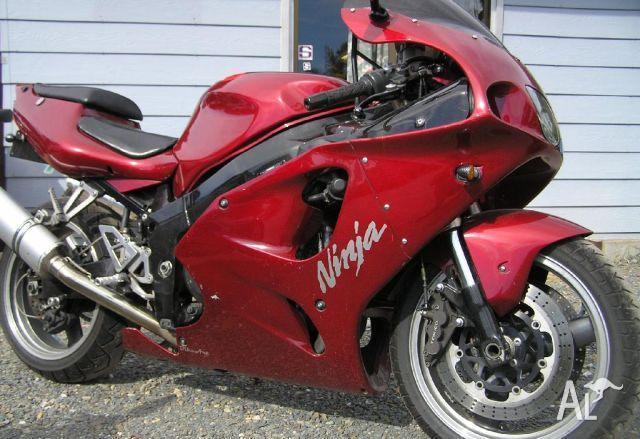 Kawasaki Zsx For Sale Australia