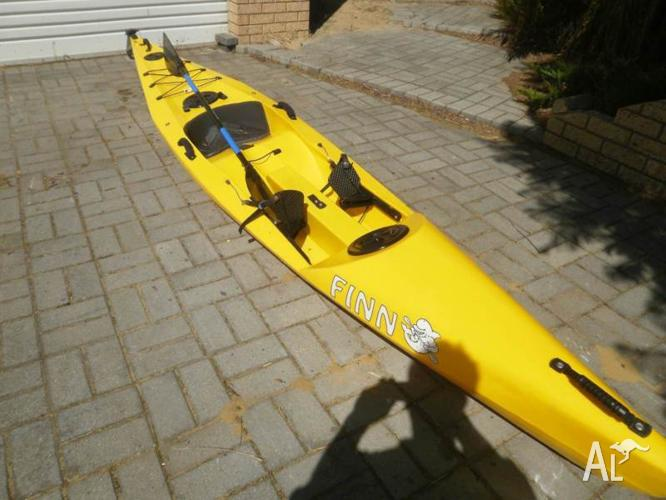 kayak finn afinnity