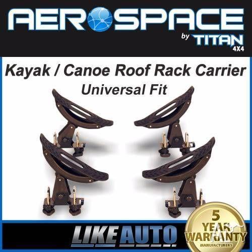 Kayak Roof Rack Carrier-Universal Roof Racks Mount