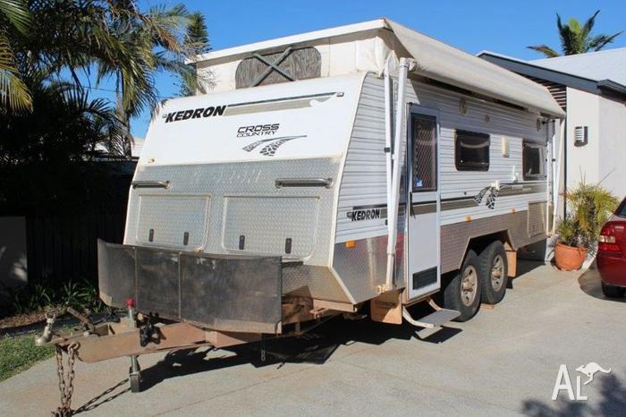 Wonderful  STURT 12396quot Custom OffRoad RV Towing Caravans Specification