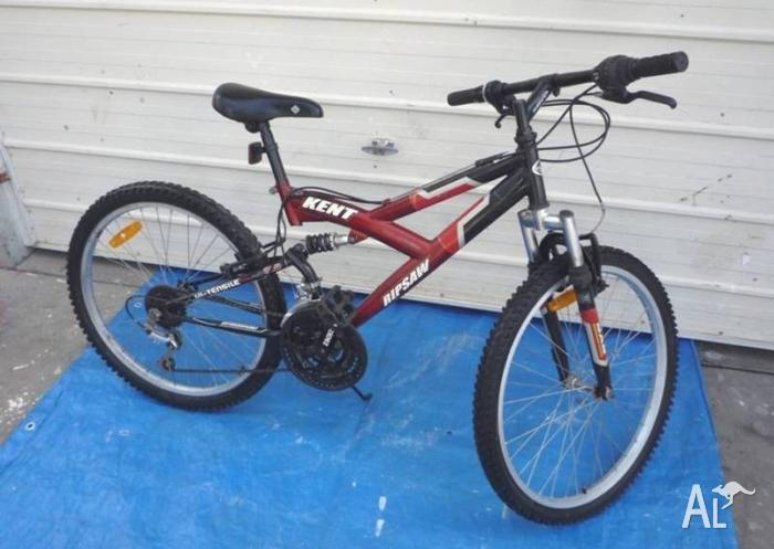 Kent Ripsaw 60 cm BMX Bike.