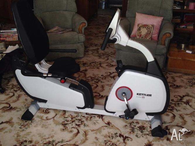 Kettler Giro R Recumbent Exercise Bike