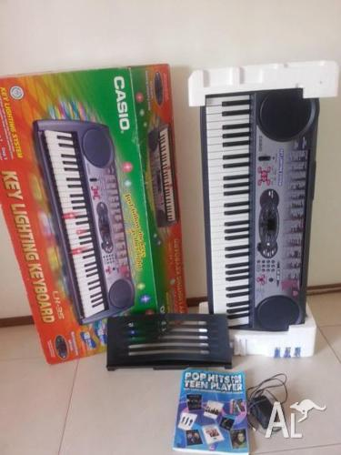 Key Lighting Keyboard