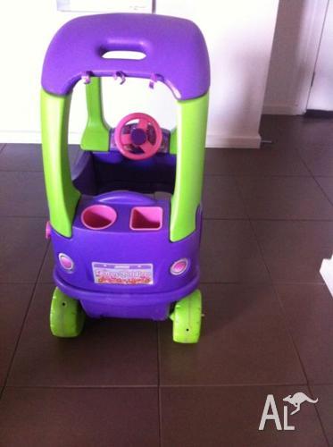KIDS GO GO CAR