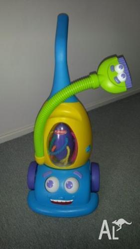 Kids Play Vacuum