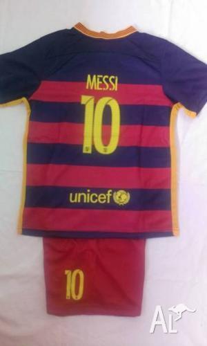 Kids Soccer (Football) Sets (Top & Short)