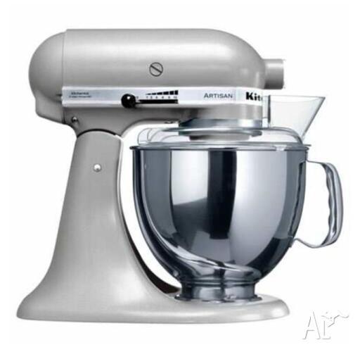 KitchenAid - Artisan KSM150 Mixer Contour Silver