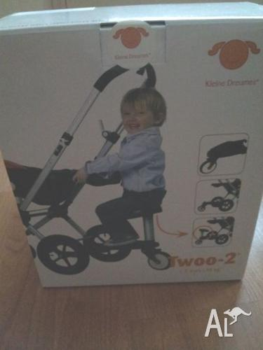 Kleine Dreumes Twoo Seat 2 for Bugaboo Wheeled Board -
