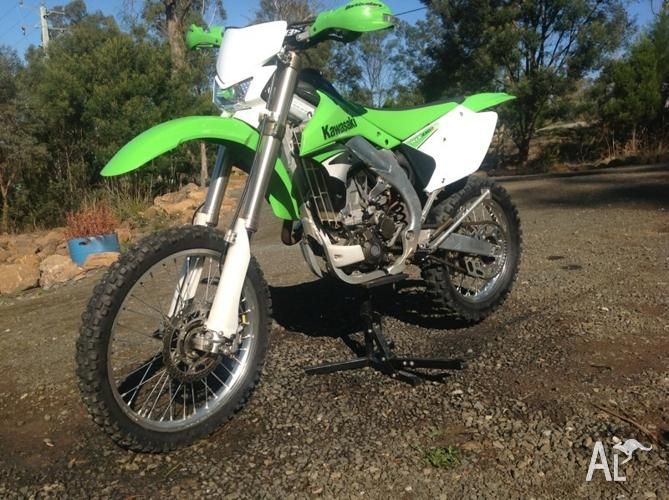 KLX 450 REDUCED $5,250!!!!!!