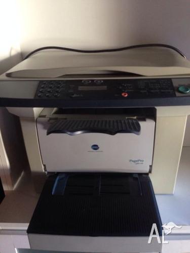 Konica Minolta printer/copier