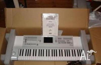 Korg Pa2XPro 76-key Arranger Keyboard   Roland TD-12S V-Stage