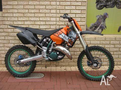 KTM 125SX 125CC 2003 for Sale in NORTH PERTH, Western