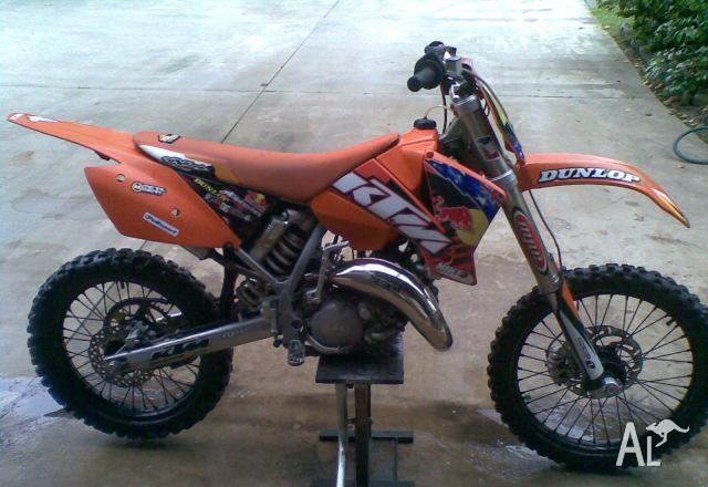 KTM 125SX MY04 2004 for Sale in GYMPIE, Queensland