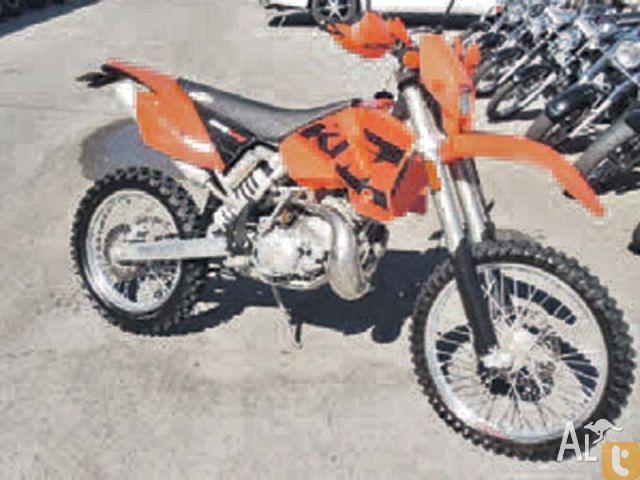 Ktm 200cc 200 Exc 2003 For Sale In Hamilton Hill Western Australia